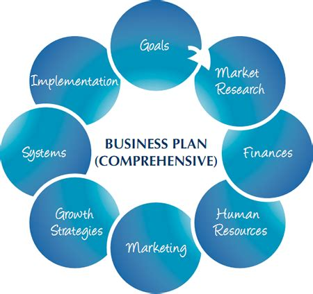 What Goes into a Business Plan - dummies